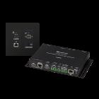 Crestron HD-MD-300-C-E-B HD Scaling Auto-Switcher & Extender 300, Black