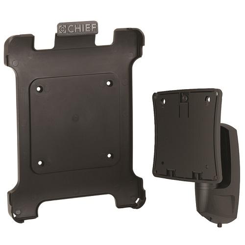 Chief K0W100BXI2B FSBI2B Portable iPad Interface w/ Kontour Pitch/Pivot Mount