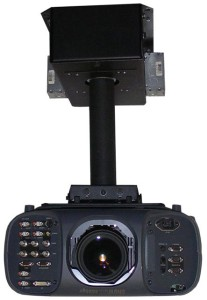 Display Devices MRCM Motorized Rotating Ceiling Mount