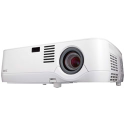 NEC NP300-A Used Portable Projector, Over 50% Lamp Life Remaining