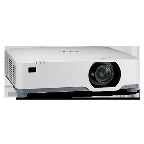 NEC NP-P525WL 5000lm WXGA Installation Laser Projector