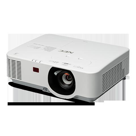 NEC NP-P554W 5500lm WXGA Installation Projector