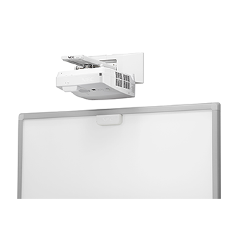 NEC NP-UM352W-TM Ultra-short Throw Projector w/ Wall Mount & Touch Module
