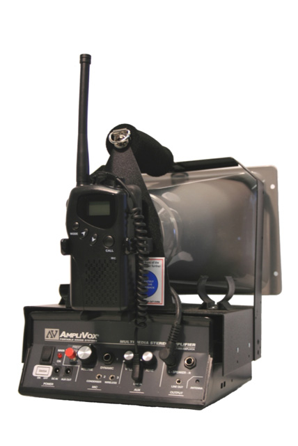 AmpliVox SW6200 Radio Hailer Emergency Communication System