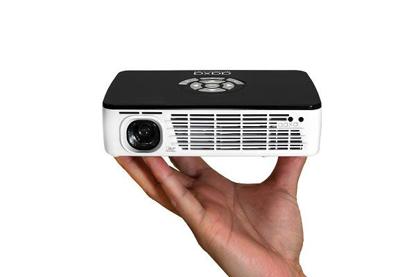 AAXA P300 500lm WXGA LED Pico Projector w/ Onboard Media Player