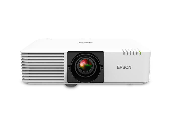 Epson Powerlite L500W 5000lm WXGA 3LCD Laser Projector, White