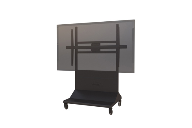 Premier Mounts PMC-MM-501 Mobile Mega Mount Cart for Displays 82in. to 85in.