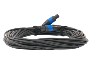 Anchor SC-100NL 100.0' (30.48 m) Speaker Cable w/ Neutrik Speakon Connectors