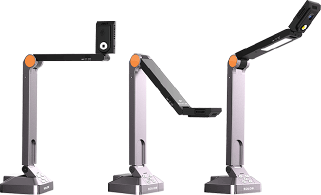 HoverCam HCS8 Solo 8 Mechanical Document Camera