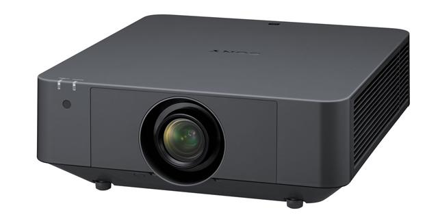 Sony VPLFHZ65/BJ-R 6000 Lumens WUXGA Laser Projector, Refurbished