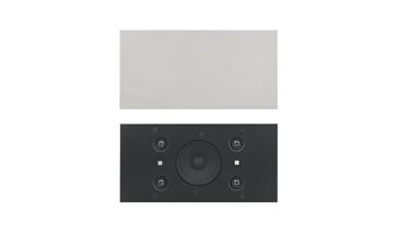 Kramer SPK-C819 Complete K-overage ESD Ceiling Speakers Half-tile Mono