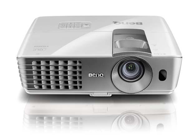 BenQ W1070 1080p Full-HD Image Projector with 2000 Lumen Brightness