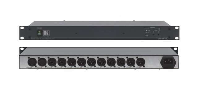 Kramer VM-1110xl 1:10 Balanced Mono Audio Distribution Amplifier