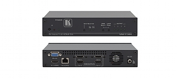Kramer VM-114H 2x1:4 HDMI/Twisted Pair Switcher & HDMI Distribution Amplifier