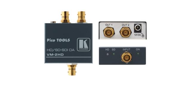 Kramer VM-2HD 1:2 HD-SDI Video Distribution Amplifier