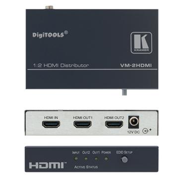 Kramer VM-2HDMI 1-in 2-out HDMI DA