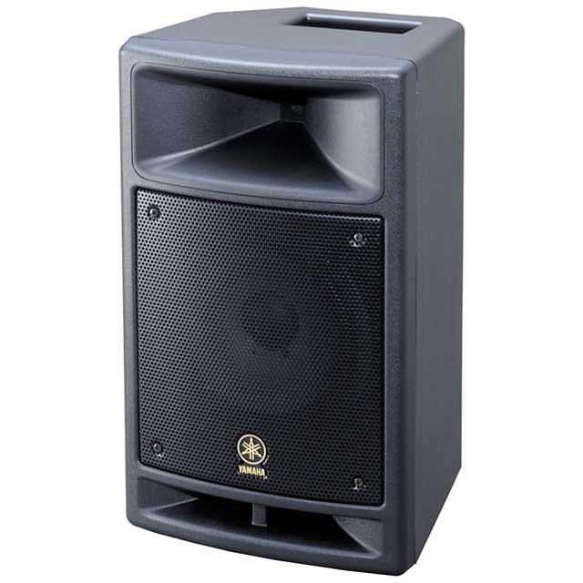 Yamaha MSR100-CA 100w Powered Speaker 8in. Woofer and 1in. Tweeter