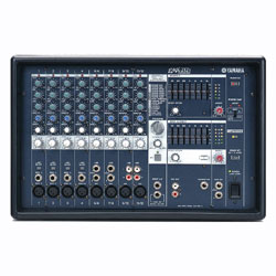 Yamaha EMX-212S 12-Channel Stereo Powered Mixer 200 Watts x2